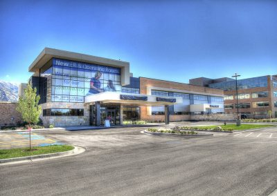 American Fork Hospital: Surgical and Emergency Addition