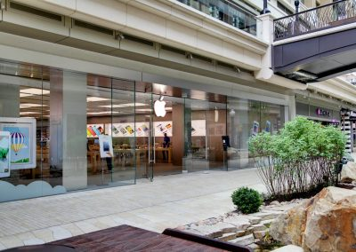 City Creek – Apple Store