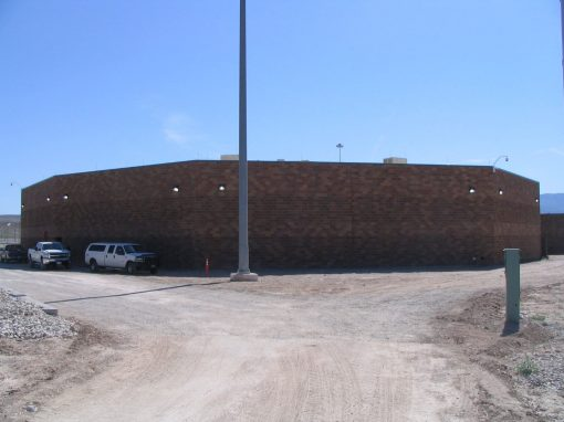 Central Utah Correctional Facility Addition