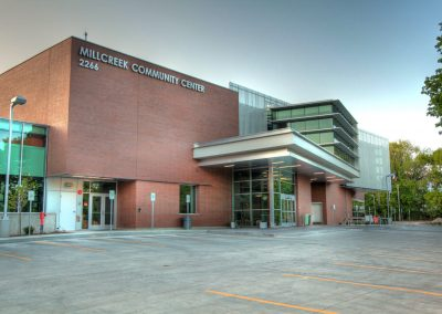 Millcreek Community Center: Library