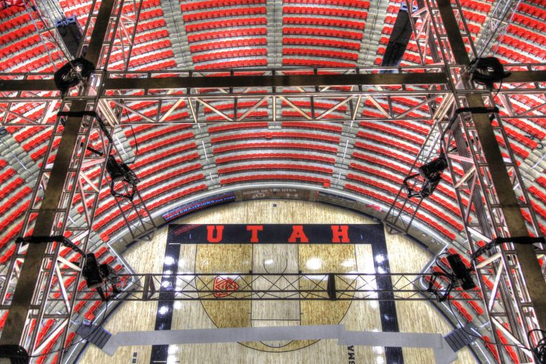 Jon M. Huntsman Center Arena Renovation