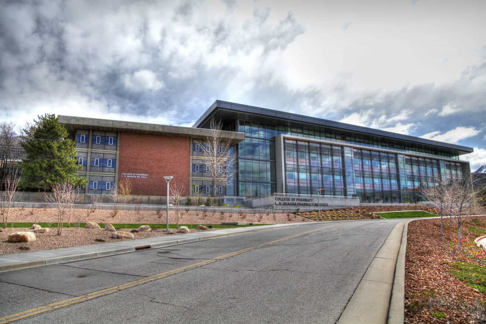 University of Utah: College of Pharmacy