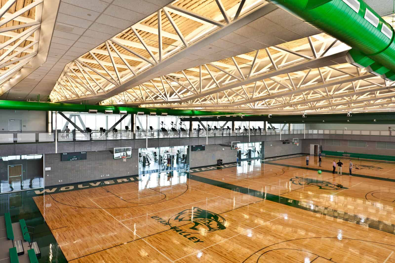 Utah Valley University: Student Life and Wellness Center