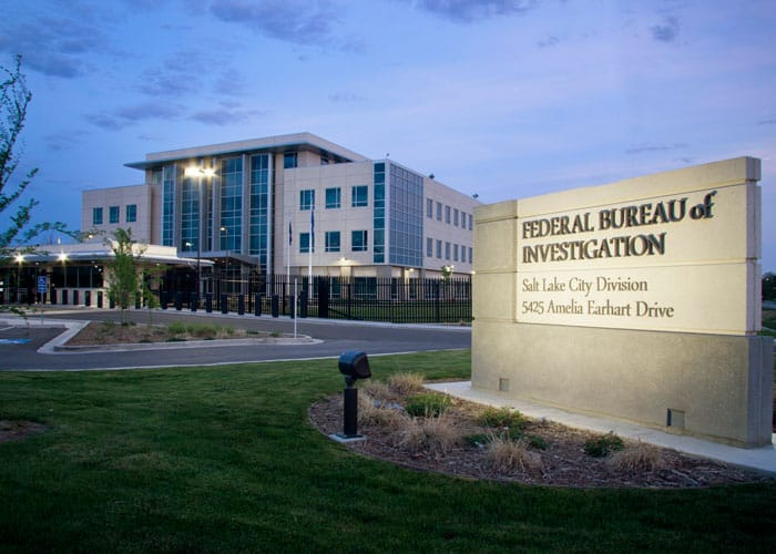 Federal Bureau of Investigations: Federal Government Office