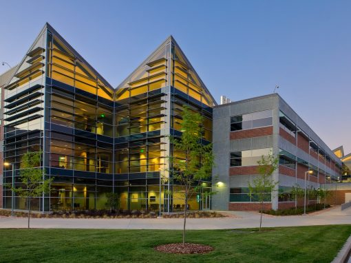 Utah Valley University: Pope Science Building