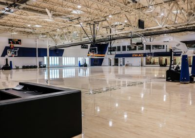 Jazz Practice Center Renovation