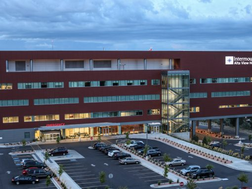 Alta View Hospital: Campus Reconfiguration
