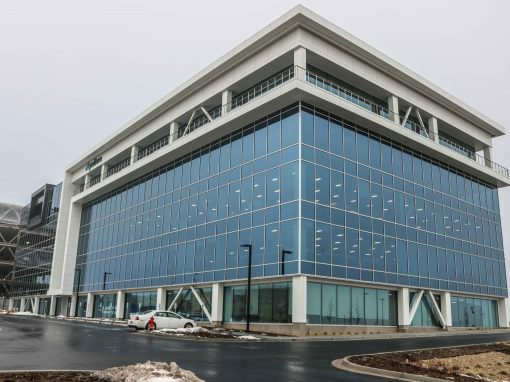 Innovation Pointe: Building 1